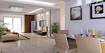 中式家装效果图 120㎡三室两厅雅致的中式设计