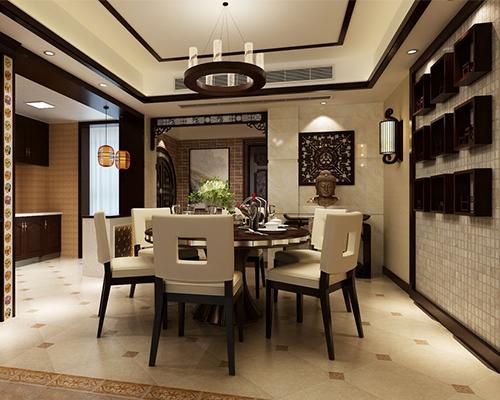 中式风格装修展示