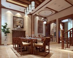 中式风格装修设计展示